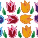Tulips Wall Decal Assortment Packs