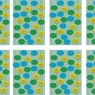 Buttons Wall Decal Pattern Assortment Packs