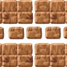 Red Bricks Wall Decal Pattern Assortment Packs