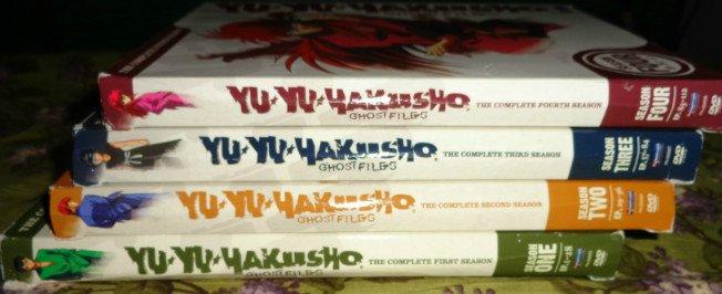 Yu Yu Hakusho (COMPLETE)