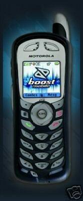 Motorola i415 Brand New for Boost Mobile UNLOCKED