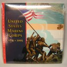 2005 Marine Corps Coin And Stamp Set , United States Mint Issued Set , Still Sealed . Never Opened