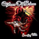 CHILDREN OF BODOM BLACK METAL TEE T SHIRT Size XL / D65