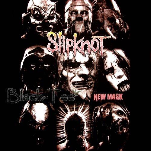 SLIPKNOT METAL TEE T SHIRT NEW MASK Size L / E89