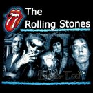 THE ROLLING STONES TEE T SHIRT BAND SIZE S / E72