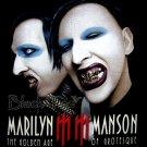 MARILYN MANSON SHOCK ROCK TEE T SHIRT SIZE M / F00