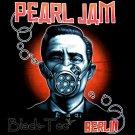PEARL JAM HARD ROCK TEE T SHIRT BERLIN SIZE L / F08