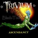 TRIVIUM HEAVY METAL T SHIRT ASCENDANCY SIZE M / F30