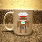 FRIKI-TIKI   Tonto-Tiki   11oz Ceramic Coffee Mug - NEW Collectible