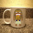FRIKI-TIKI   Pharaoh-Tiki   11oz Ceramic Coffee Mug - NEW Collectible