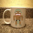 FRIKI-TIKI   Mili-Tiki   11oz Ceramic Coffee Mug - NEW Collectible