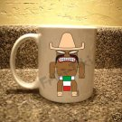 FRIKI-TIKI   Mexi-Tiki   11oz Ceramic Coffee Mug - NEW Collectible