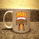 FRIKI-TIKI   Jack-o-Tiki   11oz Ceramic Coffee Mug - NEW Collectible