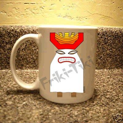 FRIKI-TIKI   Boo-Tiki   11oz Ceramic Coffee Mug - NEW Collectible