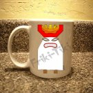FRIKI-TIKI   Boo-Tiki   11oz Ceramic Coffee Mug - NEW Collectible