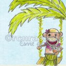 All About Monkeys and Sock Monkeys ACEO print (select ONE)