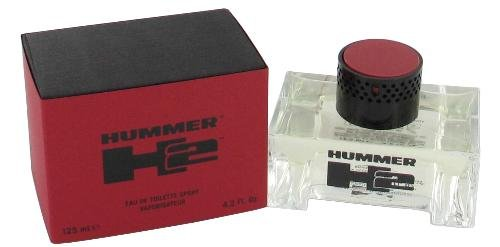 Hummer H2 Cologne by Hummer for Men EDT 4.2 oz