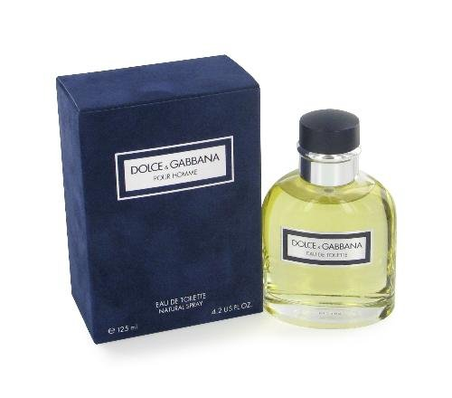 Dolce & Gabbana Cologne by Dolce & Gabbana for Men EDT 4.2 oz