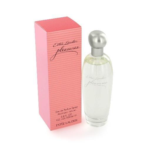 Pleasures Perfume by Estee Lauder for Women EDP 3.4 oz