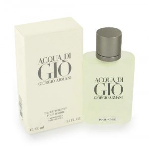 Acqua Di Gio Cologne by Giorgio Armani for Men EDT 3.3 oz