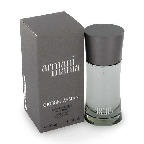 Mania Cologne by Giorgio Armani for Men EDT 3.4 oz