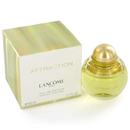 Attraction Perfume by Lancome for Women EDP 3oz