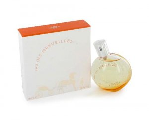 Eau De Merveilles Perfume by Hermes for Women EDT 1.6 oz