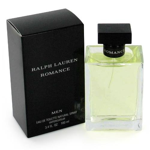 Romance Cologne by Ralph Lauren for Men EDT 3.4 oz