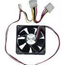 New Dell Dimension 2300 CPU Case Cooling PC Fan Replacement 2X333 02X322 5U035