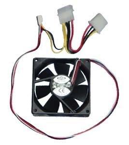 Dimension 2300 Dell CPU Case Cooling PC Fan for 2X333 02X322 5U059
