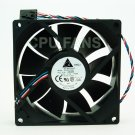 Dell Fan G5883, 5813J, 56112 CPU Case Cooling Fan 92x32mm 5-pin/4-wire Connector