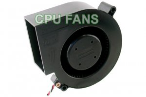 Dell 7P182 Optiplex GX240 Heatsink Fan 97x33mm Dell 3-pin plug