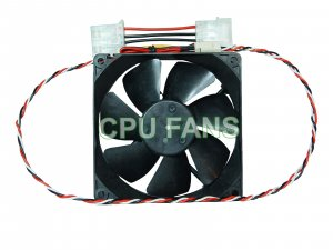 Dell Dimension 2300 2350 PC CPU Case Fan Replacement for 0925-12HBTA-2 2X333 02X322