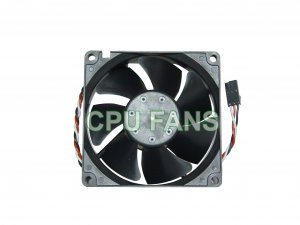 Dell Precision Workstation 420 Front Chasis Fan 80x25mm Dell 3-pin