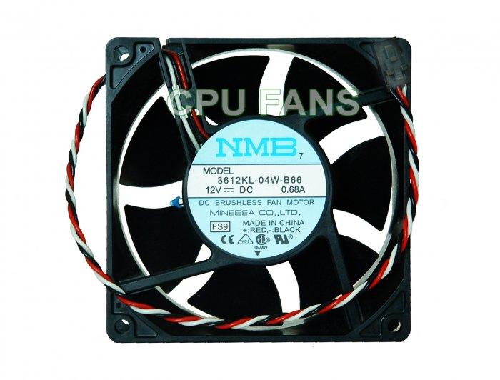 Dell Optiplex GX270 SMT Dell Case Cooling Fan 4W022 G0706 T0746 92x32mm