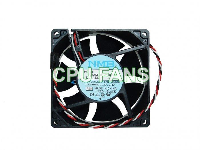 Dell Precision Workstation 350 CPU Case Fan 4W022 P0676 92x32mm