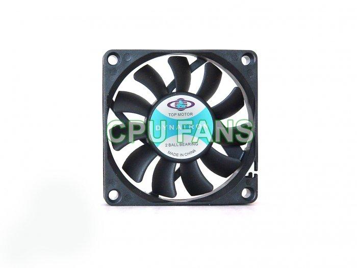 Top Motor DF127015BU CPU Heatsink Fan 70x15mm 4-pin PWM Fan