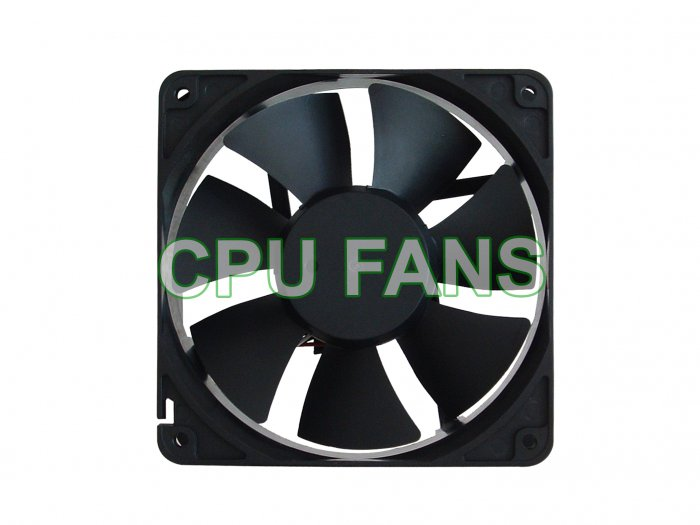 Dell PowerEdge SC1600 Fan   8X765 Front Cooling Fan Replacement 120x38mm Dell 3-pin