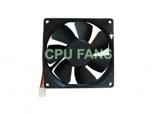 Dell Vostro 400 Fan   Desktop Chassis Case Cooling Fan HU843 Y841G 92x25mm New