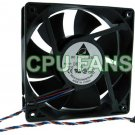 Dell XPS 430 Case CPU Cooling Fan D8794 120x38mm 5-pin/4-wire Fan