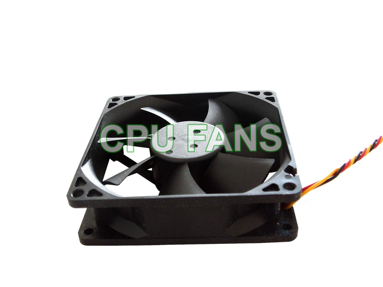 Hewlett-Packard HP Media Center M7467C Case Fan ER881AA ER881AAR System Cooling Fan