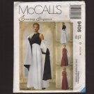 McCall's 9406 Sewing Pattern Misses Evening Gown & Scarf Evening Elegance 1990s Bust 34 36 38