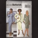 Butterick 4388 Misses Jacket and Skirt Sewing Pattern Sz. 16-22 Bust 38 40 42 44 2000s