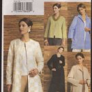 Vogue 7714 Misses Jackets Basic Design Sewing Pattern Size 14 - 18 Bust 36 38 40 2000s