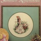 Summers Remembered 2 Cross Stitch designs by Paula Vaughan Leisure Arts Leaflet 392 Book One