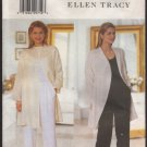 Misses Jacket and Pants Butterick 6112 Sewing Pattern Size 14 16 18 Bust 36 38 40 1990s