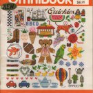 The OmniBook of Quickies for Cross Stitch Jeanette Crews Designs Book 805 - 580 Designs
