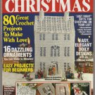 White Crochet Christmas 1994 - Harris Publications  Annual publication  Vol. 6 No. 1