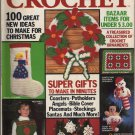 Christmas Crochet 1986 - Harris Publications   Annual publication   Vol. 4 No. 1