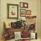 This is . . . A Summer Dream Annie Designs Book 5 1980 embroidery macrame latch hook 7+ Designs